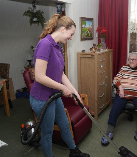 Verpleeghuis is hard op zoek naar vakantiekrachten: 'Minder jongeren kunnen of willen poetsen'