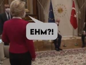 Gaffe d'Erdogan ou humiliation volontaire? La visite d'Ursula von der Leyen alimente le débat