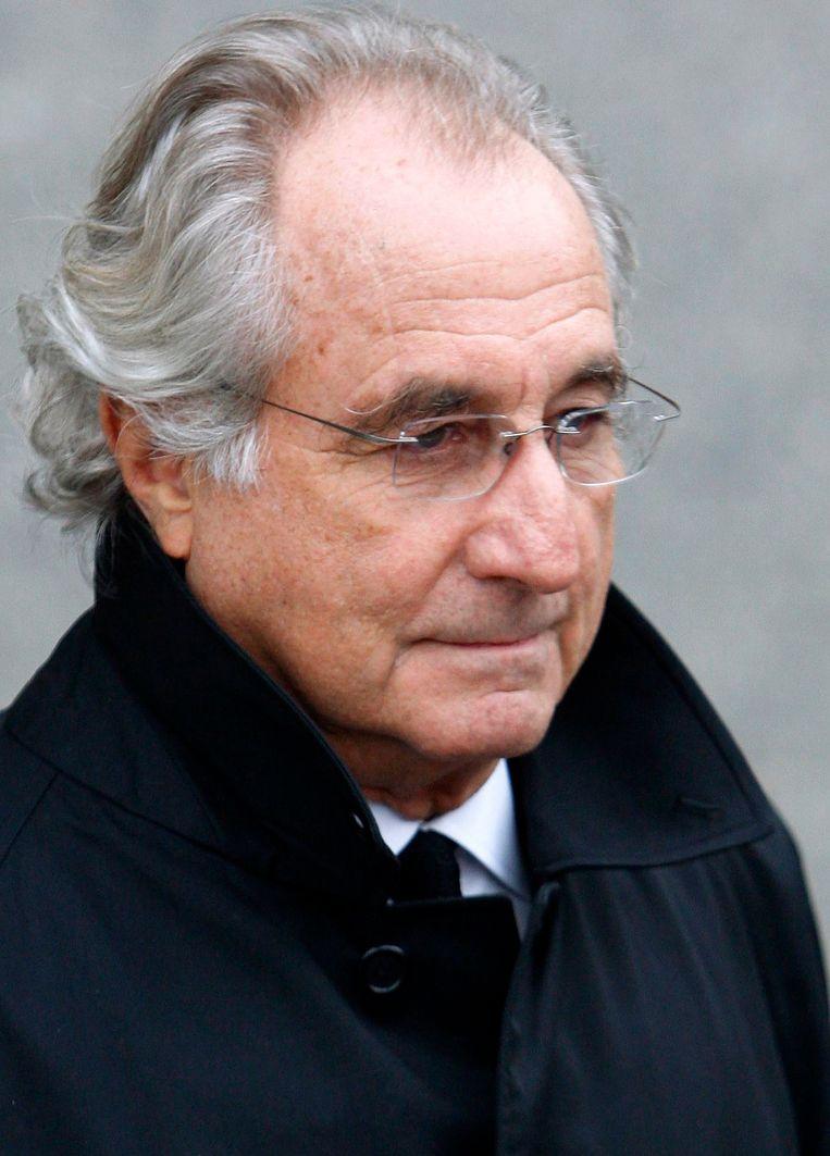 Bernard Madoff. Beeld REUTERS