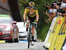 Kruijswijk valt en verlaat Dauphiné met schouderblessure, twee weken voor start Tour