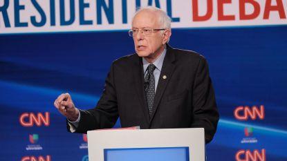 Sanders blijft nog in verkiezingsrace, maar bekijkt hoe het verder moet