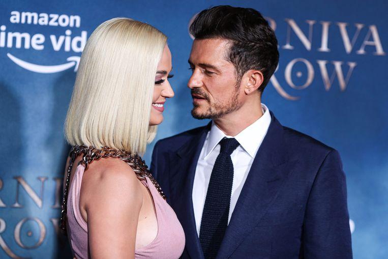Orlando Bloom en Katy Perry zijn nog steeds smoorverliefd