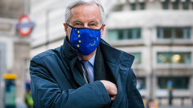 Handelsgesprekken tussen Britten en EU verlengd tot woensdag