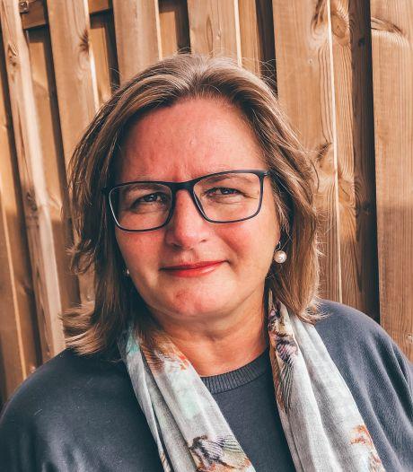 'Hunkertukker' Brigitte Leferink (57) groeide op in Haaksbergen en woont al 32 jaar in Waddinxveen