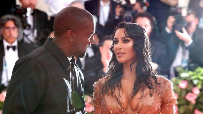 Kim Kardashian laat de 'W' van Kanye West uit haar merknaam halen