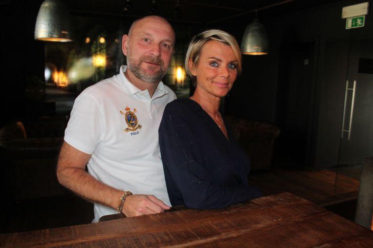 Thierry Dehaes en Christel Noon.