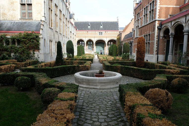 Het gerechtshof in Mechelen.