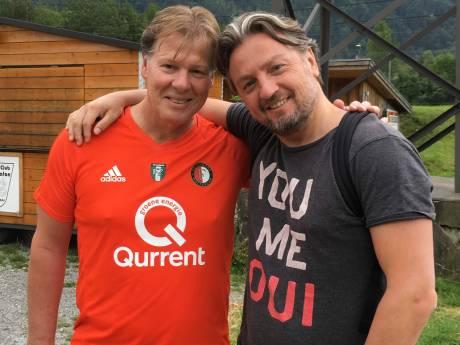 Ex-verzorger Feyenoord ongeneeslijk ziek, broer start actie voor KWF: 'Fred is zo'n lieve man'