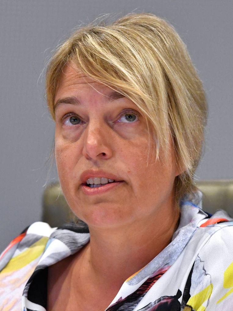 Vlaams minister van Landbouw Joke Schauvliege. Beeld photo_news