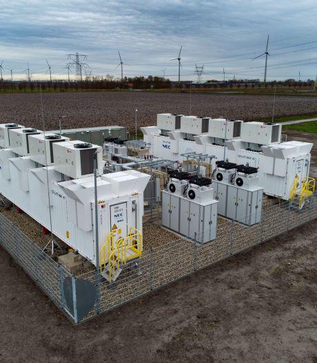 Lelystad heeft de krachtigste batterij van Nederland: stroom voor 5000 huishoudens