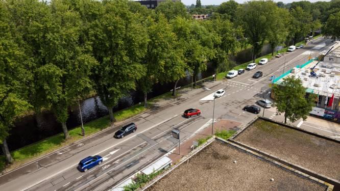 Kanaalboulevard gaat volgende fase in, nu is het de beurt aan 'asfaltvlakte' richting de Muntelbrug
