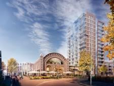 De sobere flat in het Osse Walkwartier roept veel reacties op: 'Meer fantasie en meer centen graag voor ontwikkeling stadshart'