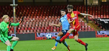 Jong FC Utrecht aangeschoten wild: GA Eagles grote favoriet