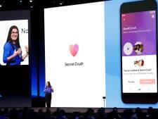 Facebook gaat hackers aanpakken en komt met 'secret crush'-optie