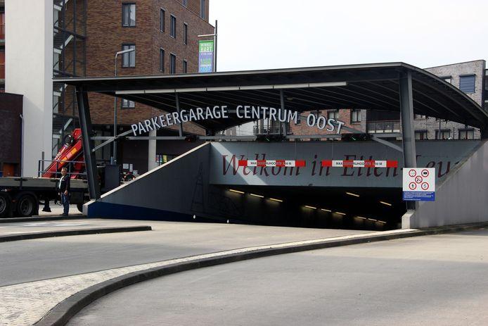 Parkeergarage Centrum Oost, Etten-Leur, stockbnds, stockadr