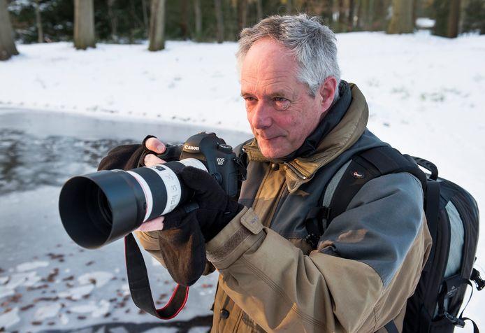 Natuurfotograaf Roderik Sorbi.