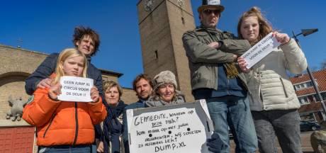 Bewoners Orthen willen geen Jump XL in kerkgebouw: 'Dit hoort thuis op een bedrijventerrein'