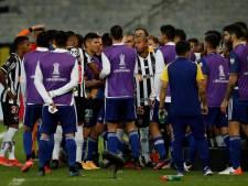 Spelers Boca Juniors op borgtocht vrij na geweld in catacomben
