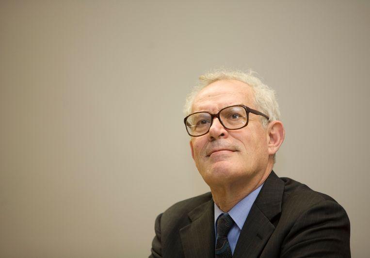 Charles Goodhart. Beeld RV