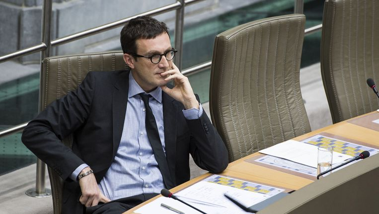 Vlaams minister van Onderwijs Pascal Smet (sp.a). Beeld BELGA