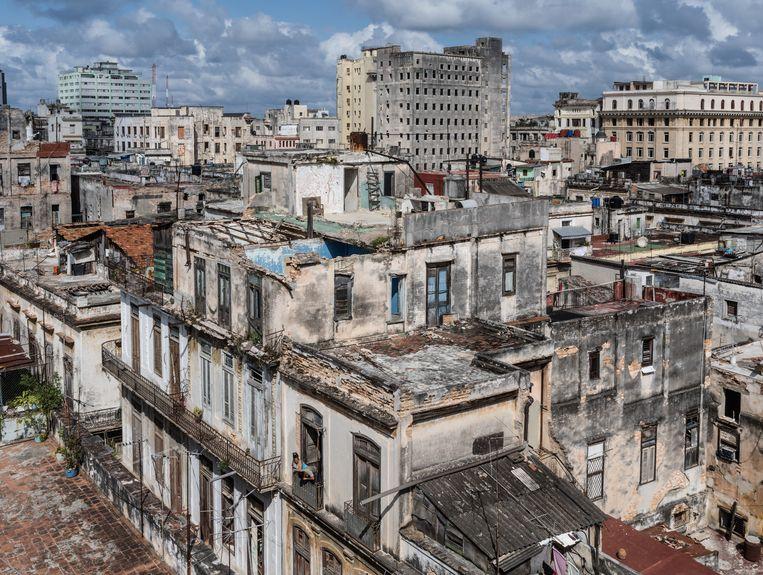 Havana, 2015. Beeld Carl De Keyzer