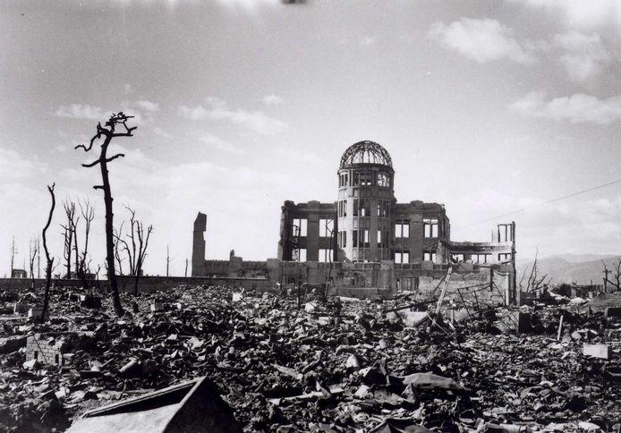 Het is op 6 augustus 74 jaar geleden dat een Amerikaanse atoombom viel op de stad Hiroshima. 78.000 bewoners kwamen om.