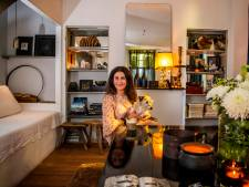 Eugénie woont in een werkend gemaal in Rotterdam-Overschie: 'Haast niet te geloven dat ik hier woon'