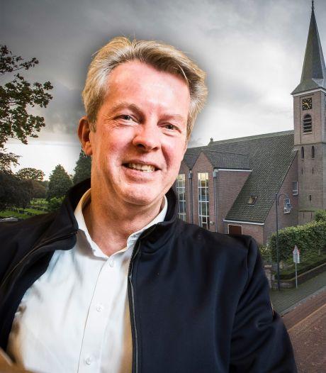 Burgemeester over commotie rond kerkdiensten in Staphorst: 'Ik lig er niet wakker van'