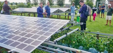 Project met mobiele zonnepanelen Oss sleept hightech-prijs in de wacht