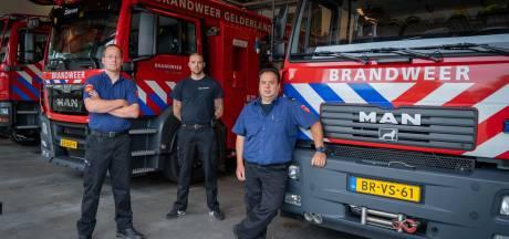 Brand met hondjes maakte indruk op Dierense brandweermannen: 'Alles gedaan om ze te redden'