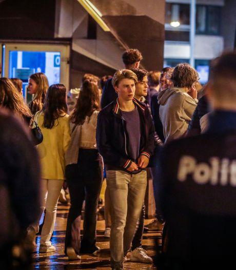 Knokke-Heist waarschuwt Nederlandse onruststokers: 'Ouders zullen aangeschreven worden'