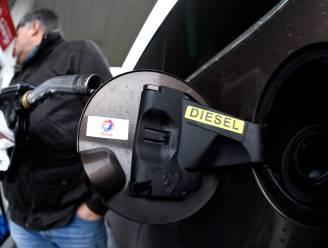 Dieselprijs stijgt morgen naar recordniveau van 1,652 euro per liter