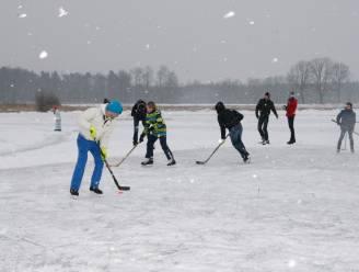 Burgemeesters verbieden schaatsen in het Hageland