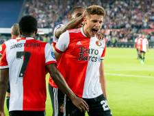 Til voorkomt met hattrick pijnlijke uitschakeling voor worstelend Feyenoord