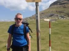 Oldenzaalse wandelaar Henry (69): 'Zoektocht naar rust en stilte'