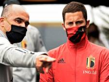 """Le Real serait en colère contre Hazard, Martinez clarifie la situation: """"La relation avec le club est fantastique"""""""