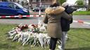 Buurtgenoten en familie herdenken Jayden, die omkwam bij een ongeval op de Ringbaan-Zuid