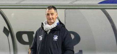 Jap Tjong krijgt weer een kans bij FC Eindhoven, dat toewerkt naar de vierde periode: 'Moeten dan fit zijn'