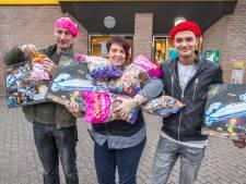 Zwolse Sinterklazen voor lage inkomens: 'Ieder kind verdient cadeautjes'