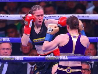 Delfine Persoon stapt opnieuw de boksring  in