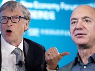 Huwelijk Bill Gates strandt twee jaar na dat van Jeff Bezos: dit zijn de 12 duurste scheidingen ooit