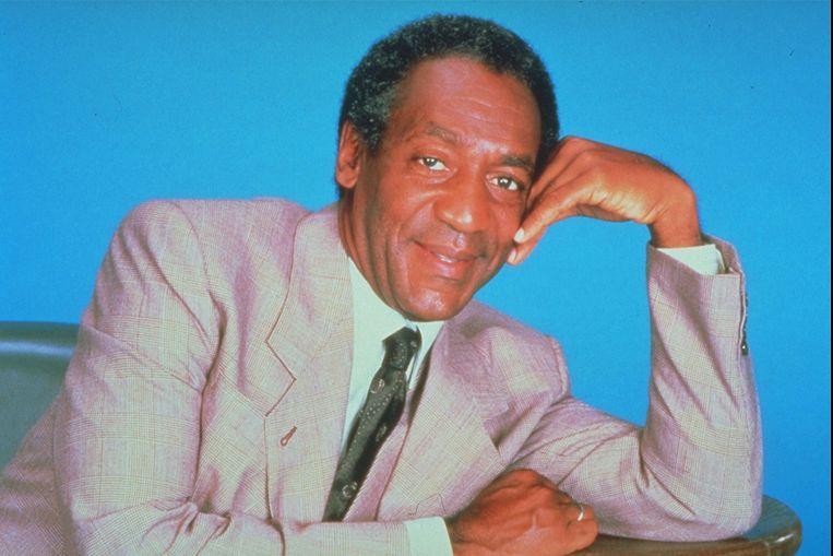 Bill Cosby was in de jaren 80 dé grote ster in de comedy The Cosby Show. Beeld anp