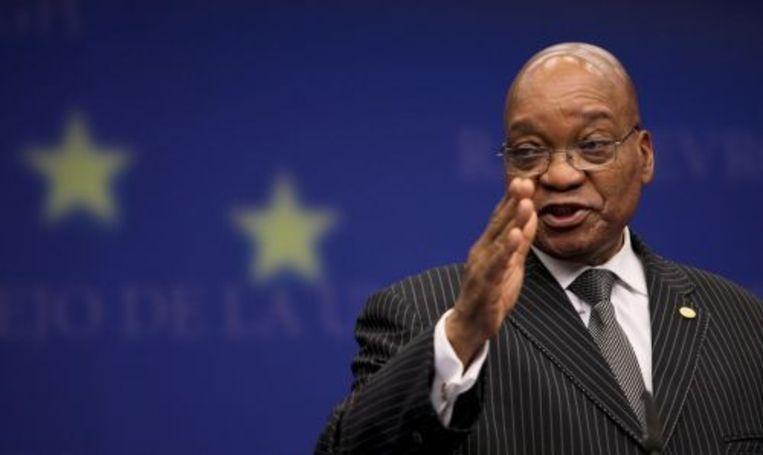 Jacob Zuma. ANP Beeld