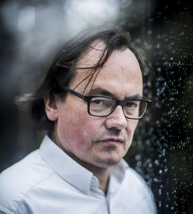 Johan Braeckman. Beeld Diego Franssens