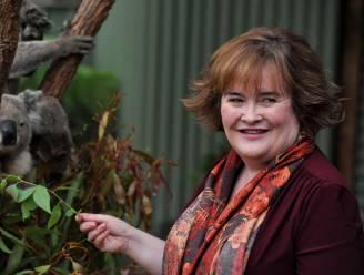 Werkt 'Britain's Got Talent'-ster Susan Boyle in alle stilte aan nieuwe muziek?