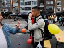 Nijmegen verbiedt per direct straathandel van lachgas in centrum