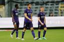 Bundu, Hoedt en Gomez druipen af. Anderlecht ging de boot in tegen Union.