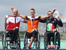 Mister Paralympics Jetze Plat: 'Ik heb me de hele Spelen nergens druk om gemaakt'