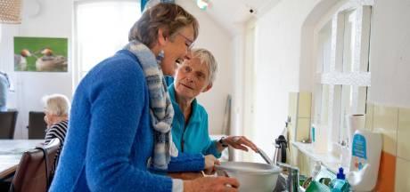 Nieuw ontmoetingscentrum Driebergen voor mensen met Alzheimer is af, maar door corona blijven deuren dicht