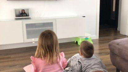 """Kleuterjuffen Klavertje 4 starten eigen YouTube-kanaal: """"De kindjes begonnen ons te missen"""""""